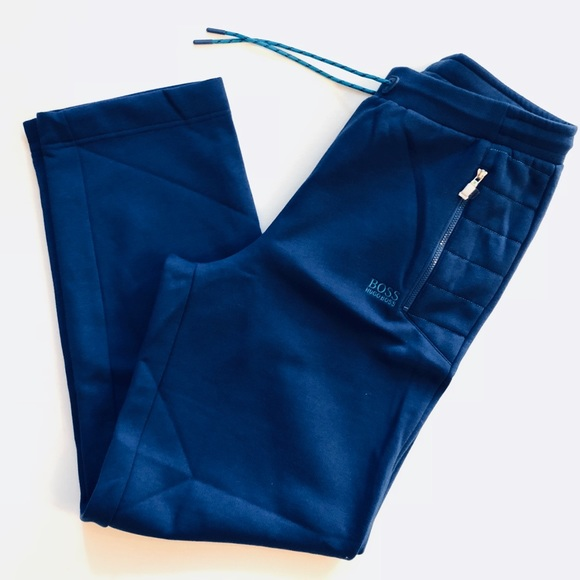 fec39efc Hugo Boss Other - Men's Hugo Boss Royal Blu Cotton Sweatpant | Halko